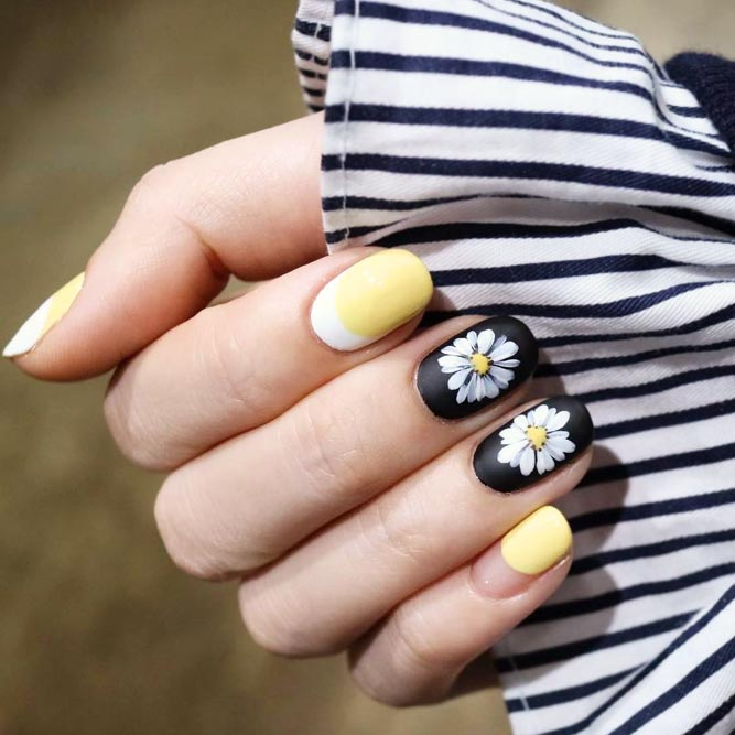 Flower Nail Art You Should Now About picture 1