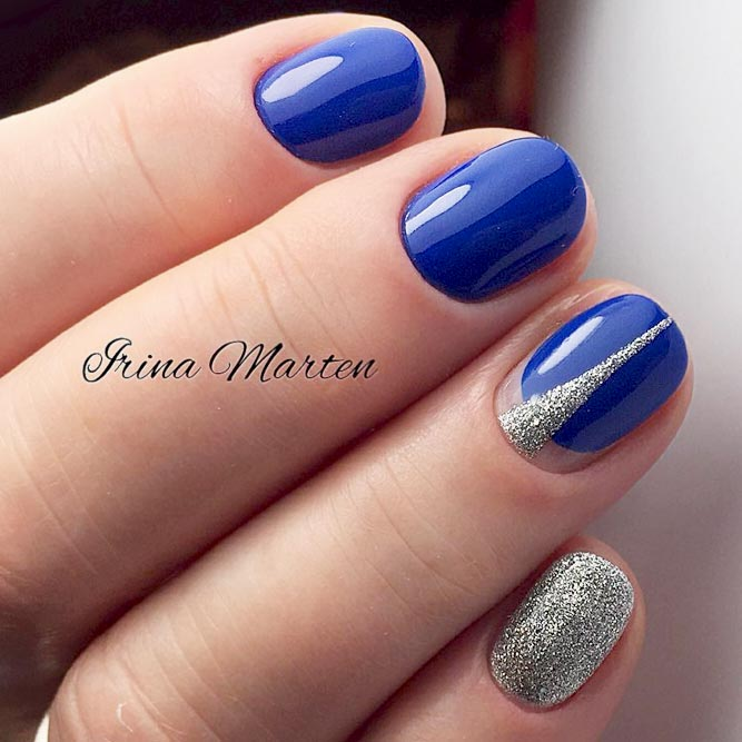 Sparkly Nail Designs For Rounded Nail Shapes picture 2