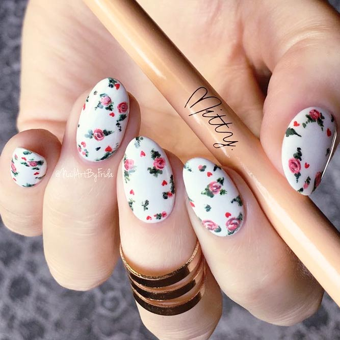 Flower Nail Art You Should Now About picture 2
