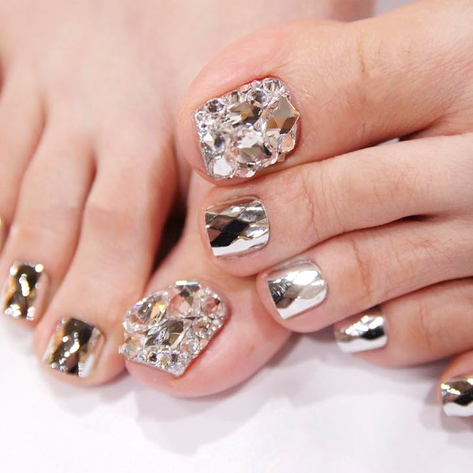 Latest Nail Trends for Toes picture 1