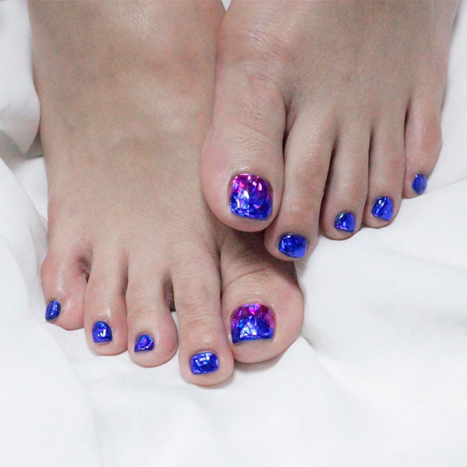 Latest Nail Trends for Toes picture 2