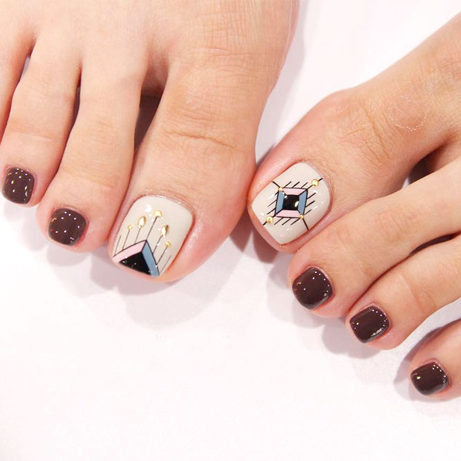Latest Nail Trends for Toes picture 3