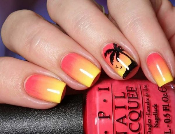 27 Totally Hip Summer Nail Designs Your Friends Will Envy - Summer Nails Archives Page 2 Of 3 Nail Designs