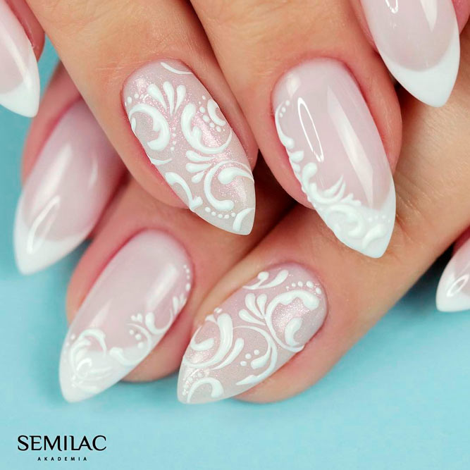 Best French Manicure Designs picture 2
