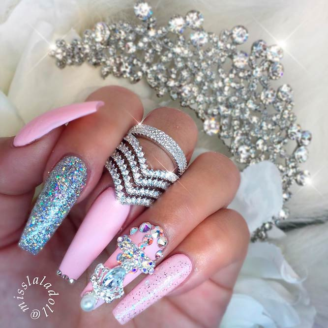 Best Coffin Shaped Nails Naildesignsjournal Com