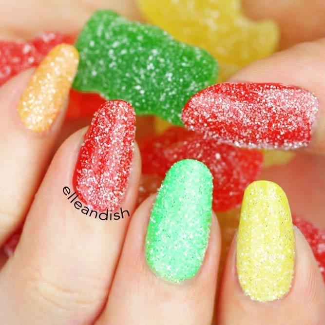 Gumdrop Nails