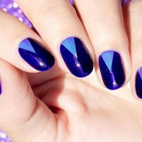 undeniable beauty of blue nail designs  naildesignsjournal