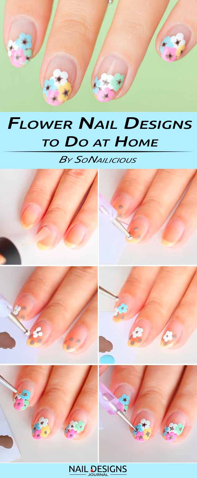 13 Ideas How To Do Nail Designs
