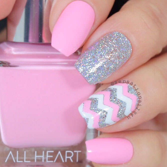 33 Fancy Nail Designs For Short Nails Naildesignsjournal