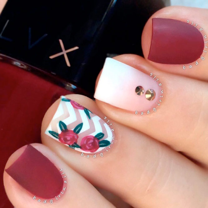 33 Fancy Nail Designs For Short Nails