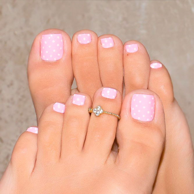 Easy Toe Nail Designs picture 1