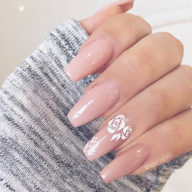 Best Nude Pink Nails Ideas Naildesignsjournal