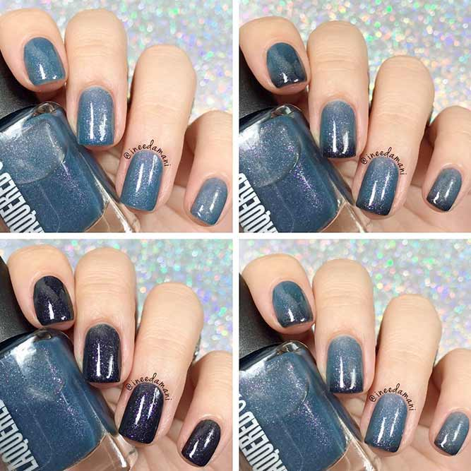 Trendy Thermal Polishes Effect