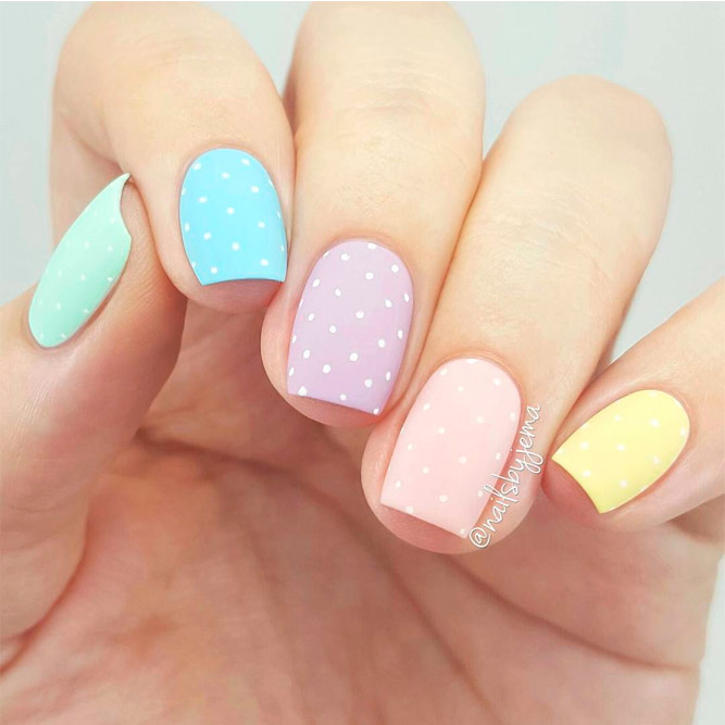 Perfect Nail Designs for Short Nails