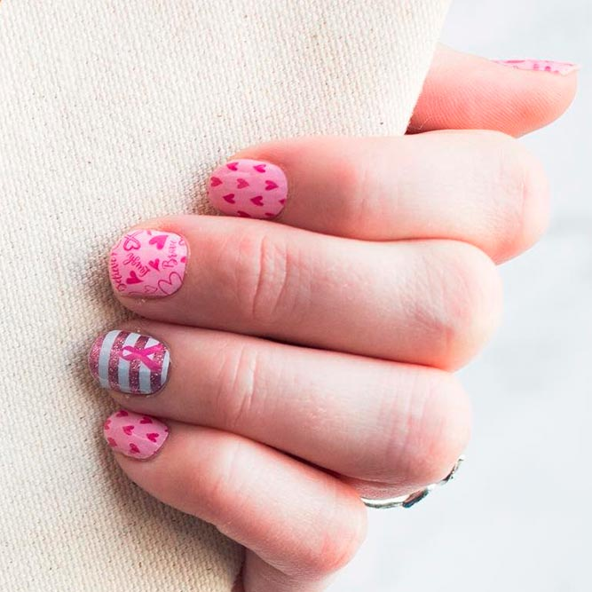 Lovely Rounded Nails Designs picture 3