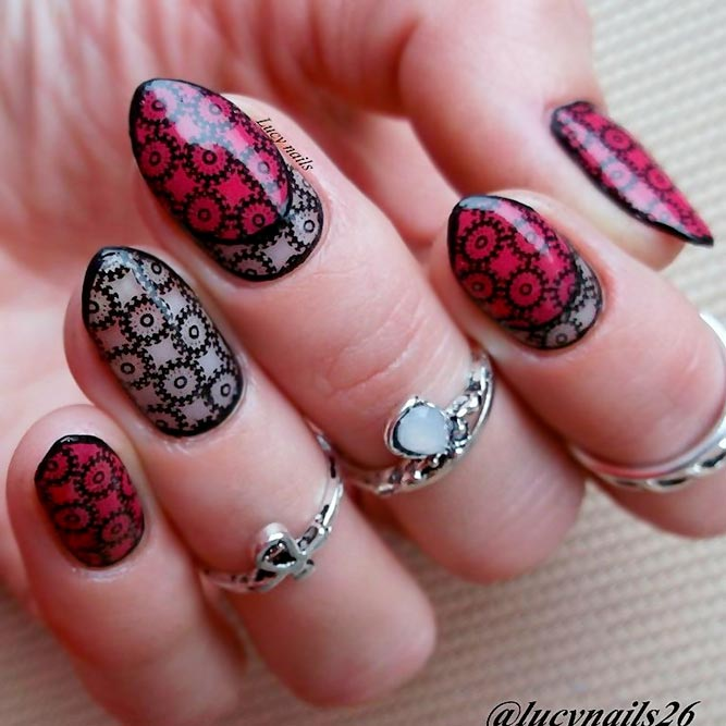 Stylish and Bright Nails picture 3