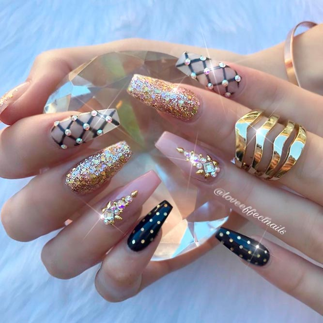 Nail designs with rhinestones and glitter graham reid nail designs with rhinestones and glitter choice image nail art nail designs with rhinestones and glitter prinsesfo Images