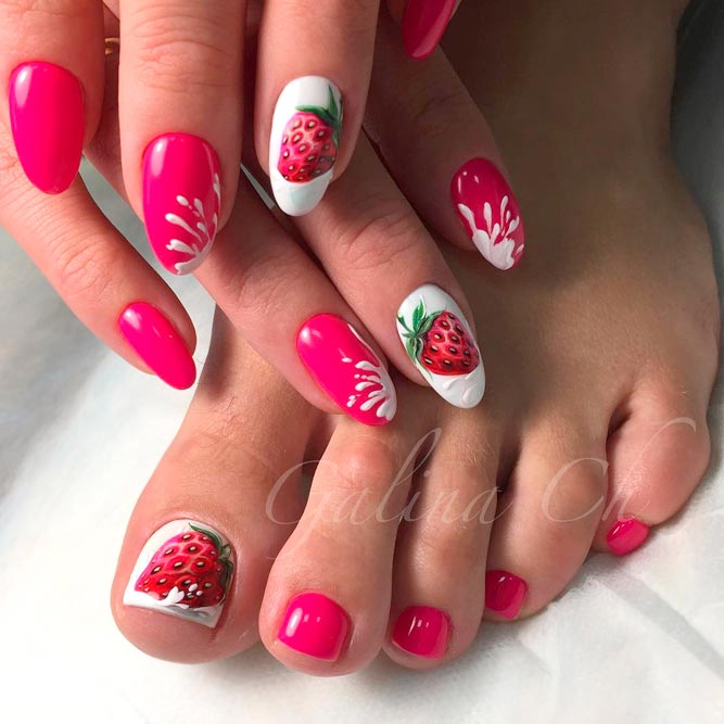 Beautiful Nail Designs For Your Toes Naildesignsjournal