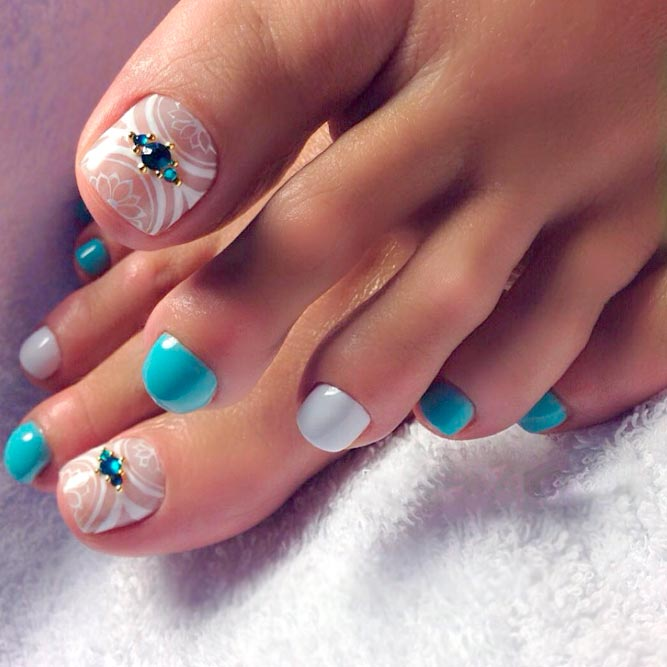 Beautiful Nail Designs For Your Toes Naildesignsjournalcom