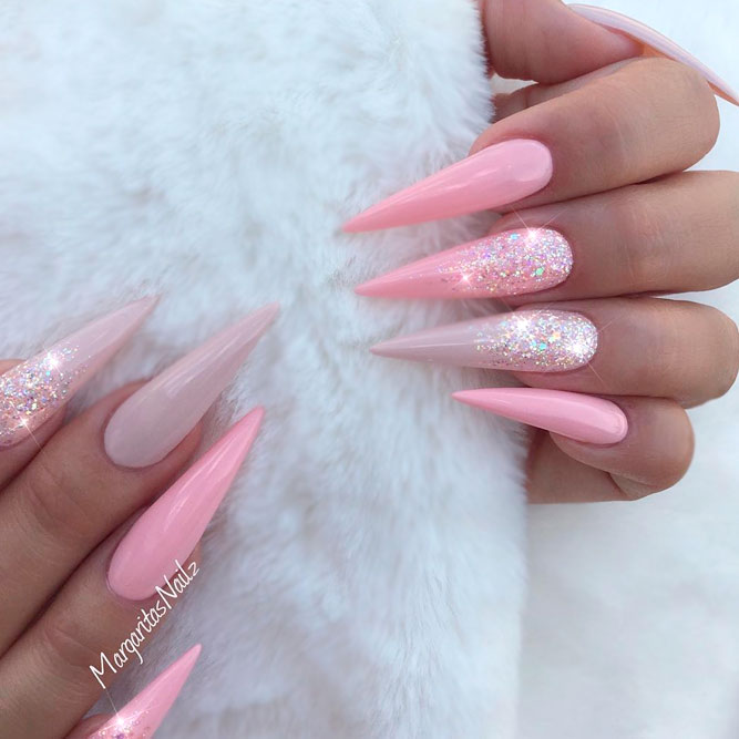 Cute Designs for Acrylic Nails picture 2