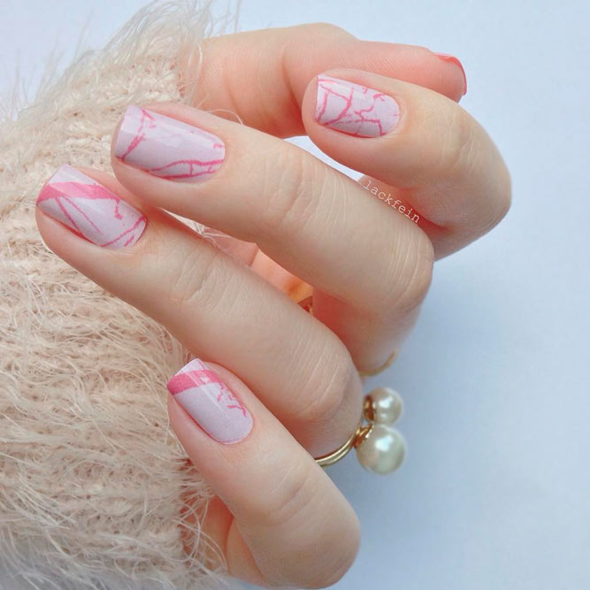 Pretty Girly Nail Designs picture 1