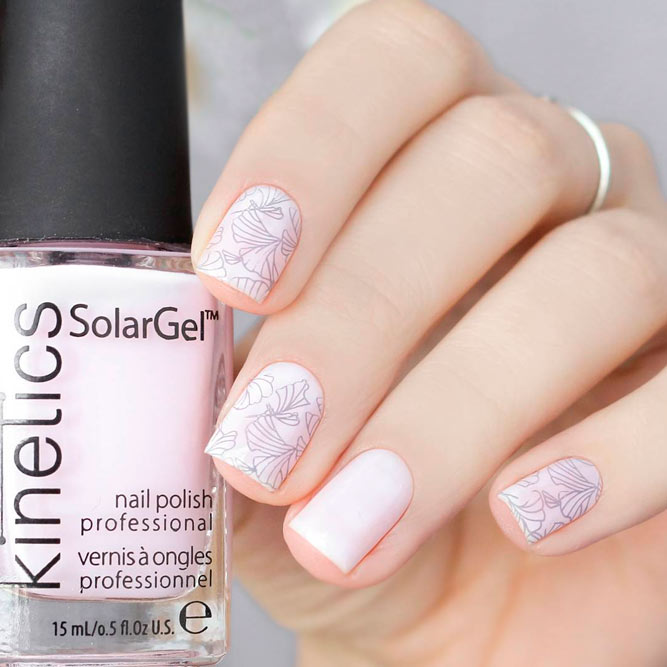Pretty Girly Nail Designs picture 2