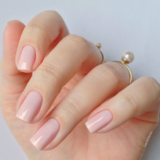 Blush Pink Nails Polishes picture 3