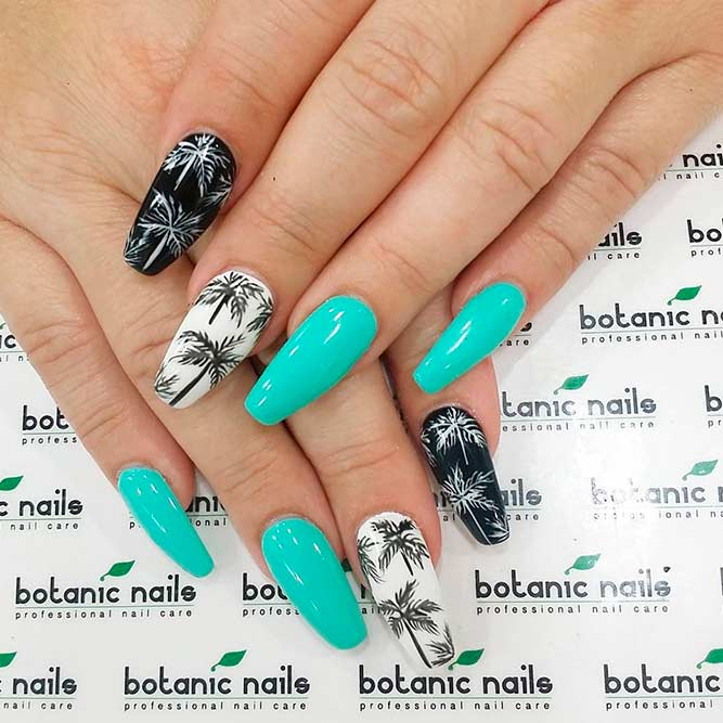 Amazing Ideas of Coffin Nails picture 1