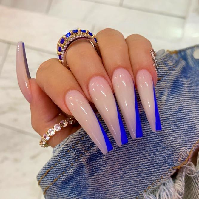 New Trend in Manicure – Unusual French