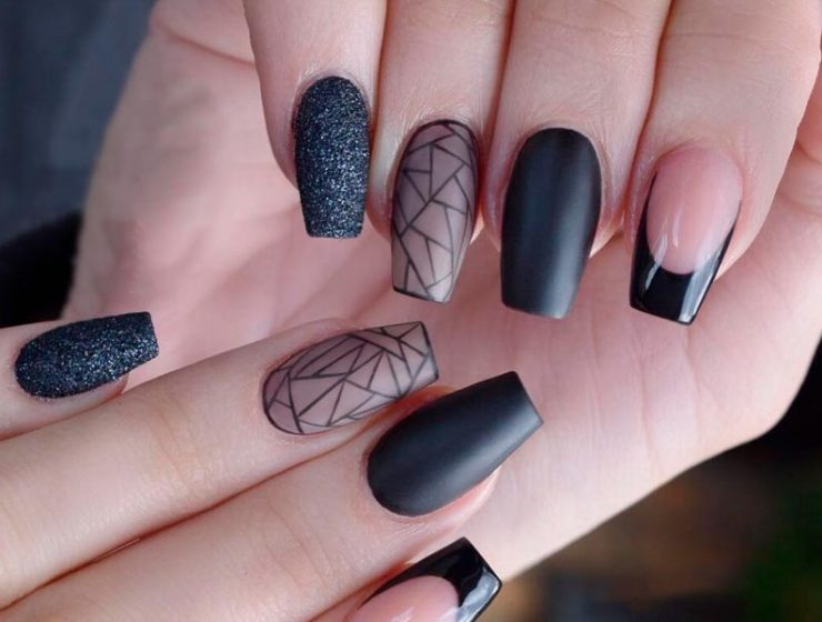 The Best Nail Shapes To Sport in 2017 | NailDesignsJournal