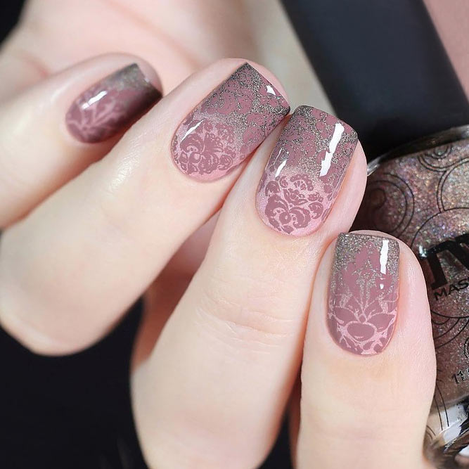 Dusty Pink Color for Your Next Mani picture 2