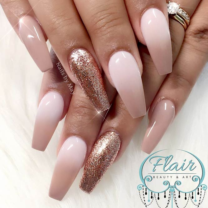 Dusty Pink Color for Your Next Mani picture 3