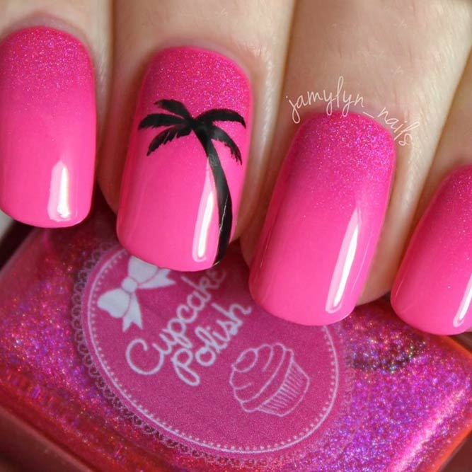 Nail Designs for Bright Girlish Look picture 1