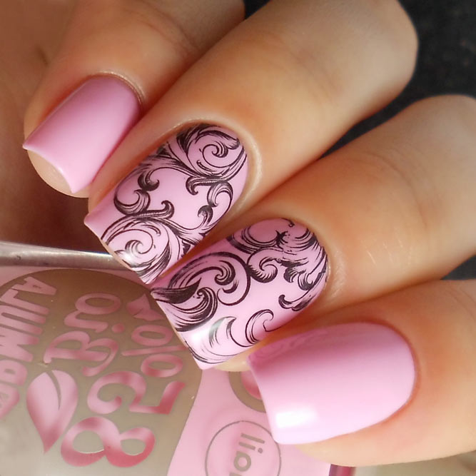 Nail Designs for Bright Girlish Look picture 2