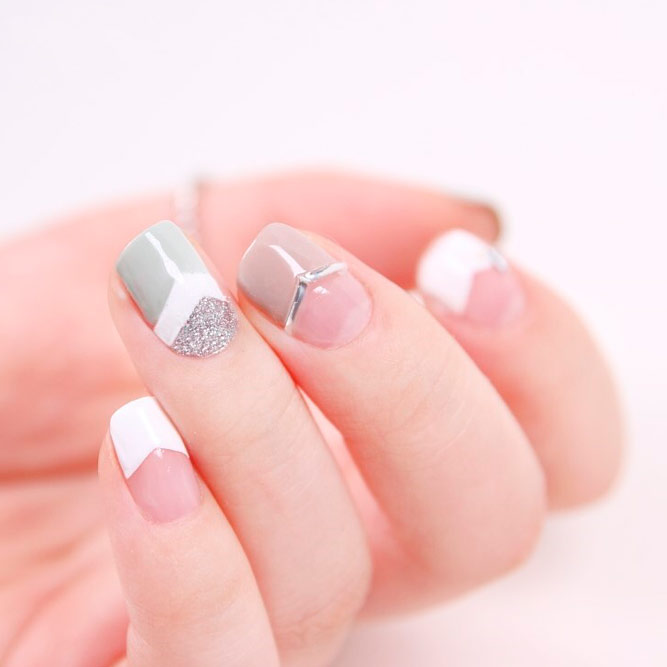 French Tip Nail Designs for Short Nails picture 3
