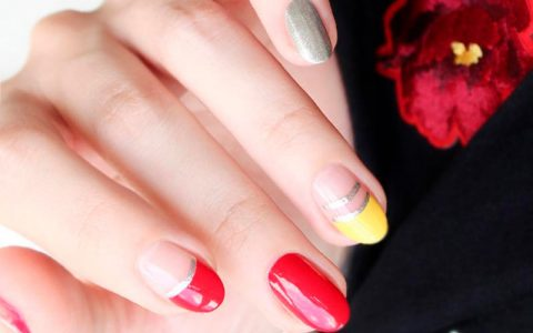 French Tip Nail Designs Create Your Perfect Mani