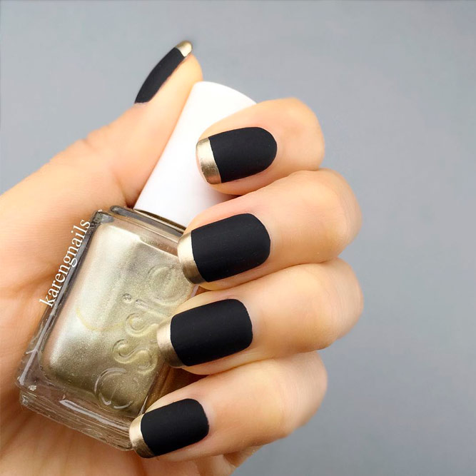 Trendy And Cute Gel Nails