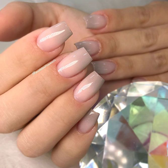 Fresh Ombre Nail Art