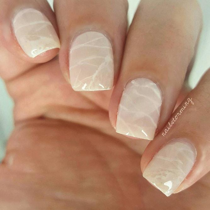 Quartz Marble Nails Art picture 3