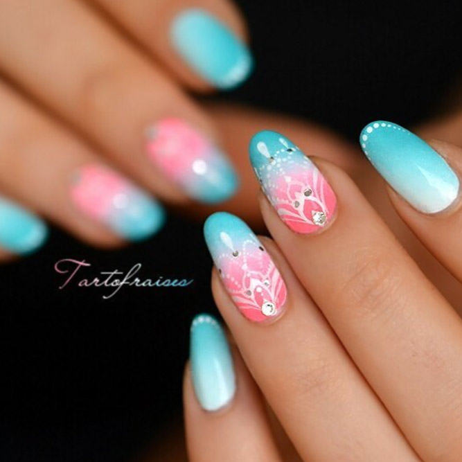 30 awesome ombre nail designs for What is ombre design