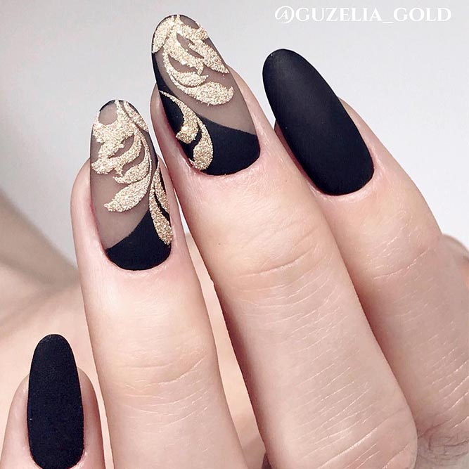 Sweety Oval Nails for Elegant Women picture 3