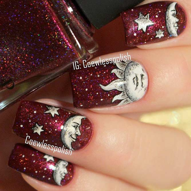 Amazing Square and Squoval Nails picture 3