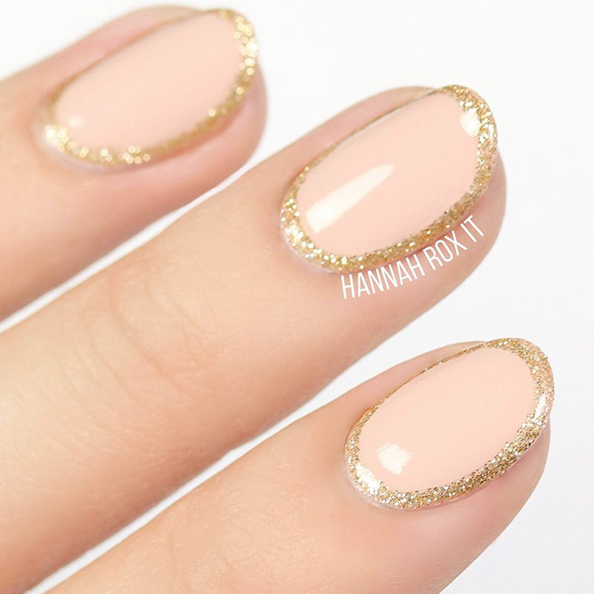 Popular Ideas of Round Nails Designs picture 1