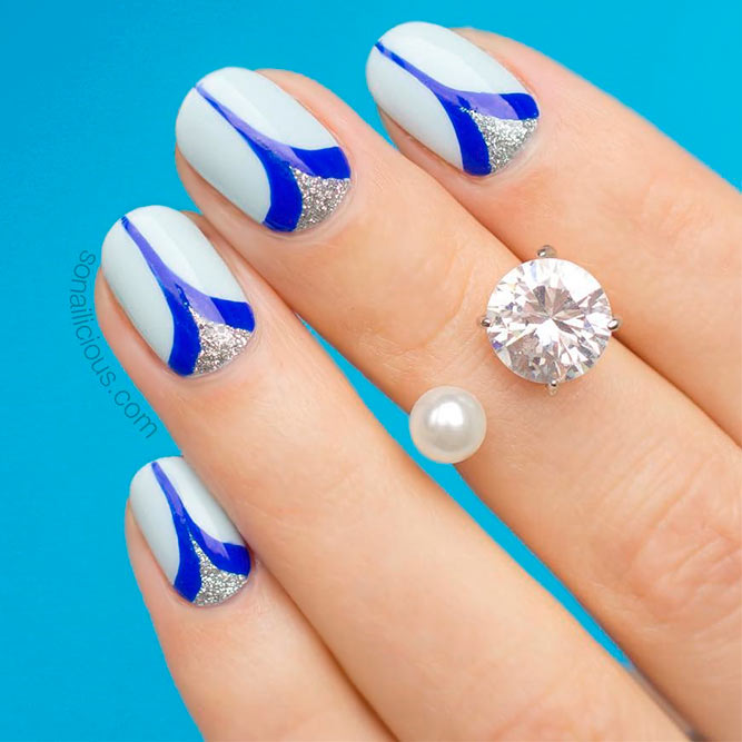 Popular Ideas of Round Nails Designs picture 2