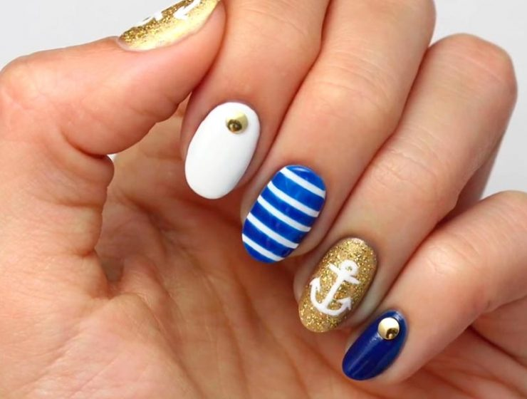 Quick Guide To Stylish Yet Simple Nail Designs