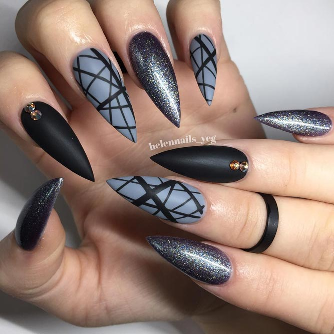 Trendy Matte Ideas for Your Next Mani picture 2