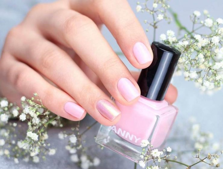 Cute Blush Nails Designs Perfect For Every Stylish Lady