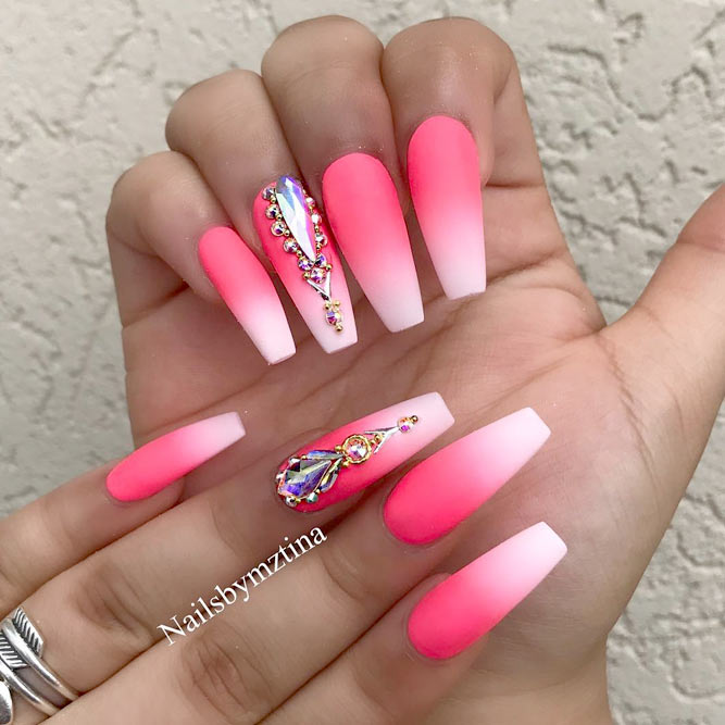 Stunning Looks for Coffin Style Nails picture 2