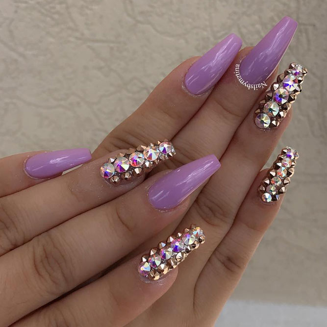Stunning Looks for Coffin Style Nails picture 3