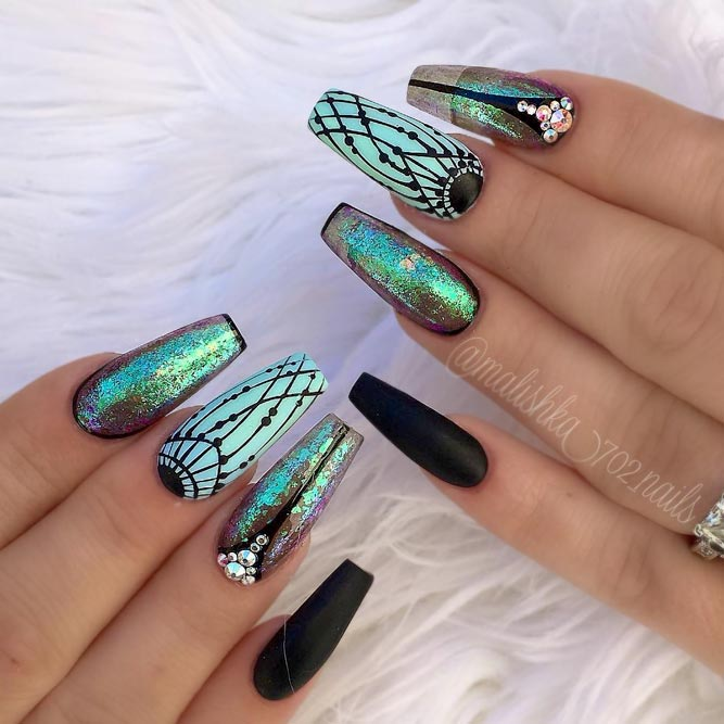 Fancy Ideas for Acrylics Nails picture 1